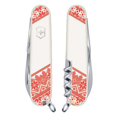Складной нож Victorinox SPARTAN UKRAINE 1.3603.7R5