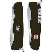 Складной нож Victorinox NOMAD UKRAINE 0.8353.3R7