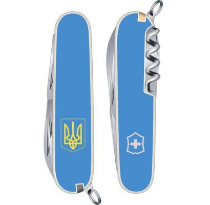Складной нож Victorinox SPARTAN UKRAINE 1.3603.7R7