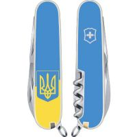 Складной нож Victorinox SPARTAN UKRAINE 1.3603.7R3
