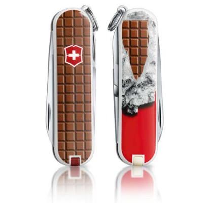 Складной нож Victorinox CLASSIC Chocolate 06223.842