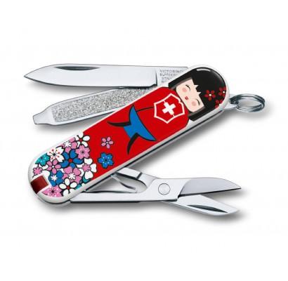 Складной нож Victorinox Classic 0.6223.L1608