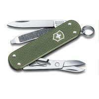 Складной нож Victorinox Classic ALOX 0.6221.L17
