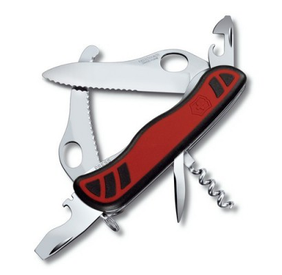 Складной нож Victorinox Dual Pro One Hand 0.8371.MWС