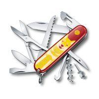Складной нож Victorinox HUNTSMAN Year of the Dog Vx13714.E7