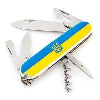 Складной нож Victorinox SPARTAN UKRAINE 1.3603.7R4