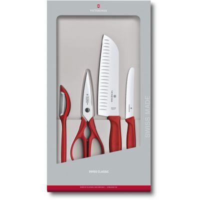 Кухонный набор Victorinox SwissClassic Kitchen Set  6.7131.4G