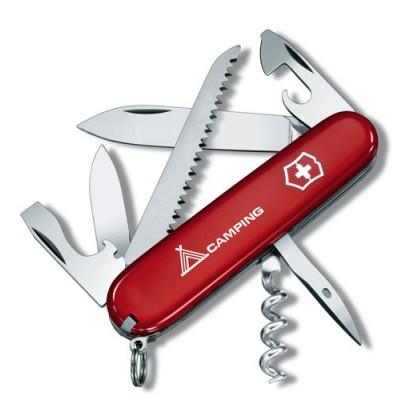 Складной нож Victorinox Camper 1.3613.71