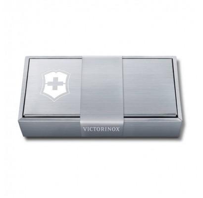 Футляр Victorinox серебристый для ножей 6 слоев 4.0289.2